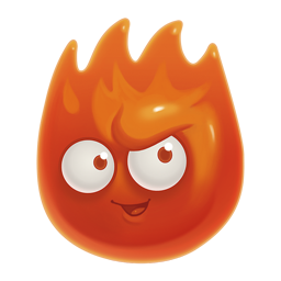 Eleminis Card Game - Fire